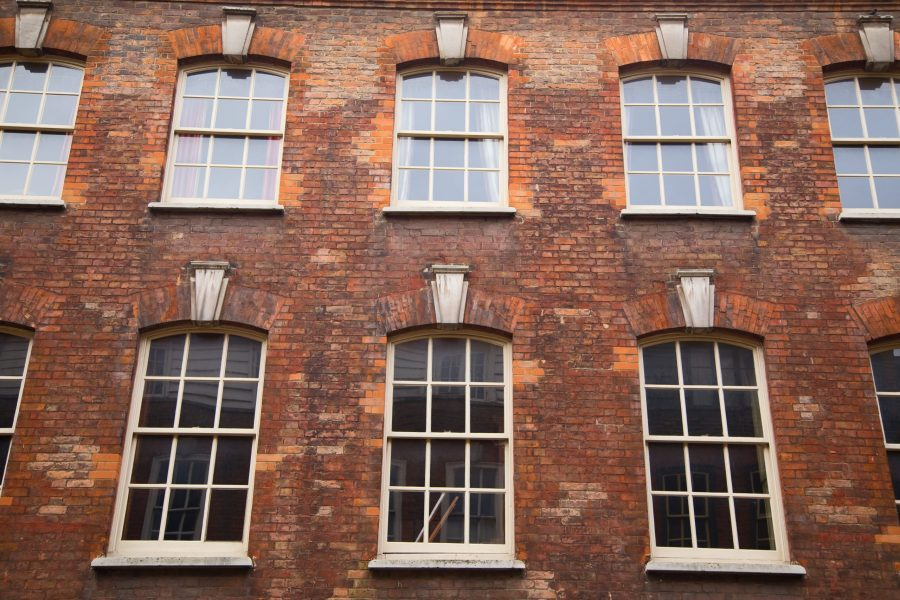 Reinstatement cost assessment on listed building