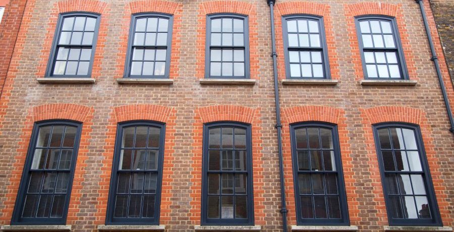 adjoining owners block of flats